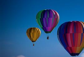 znaczenie snu Balon