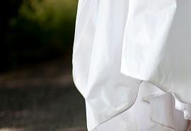 znaczenie snu Biała sukienka