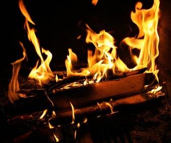 znacznie snu Pożar