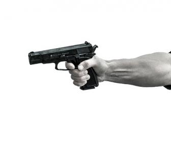 znaczenie snu Strzelanie z pistoletu