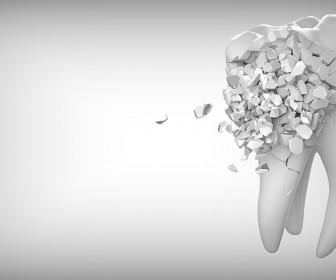 sennik Ukruszony ząb